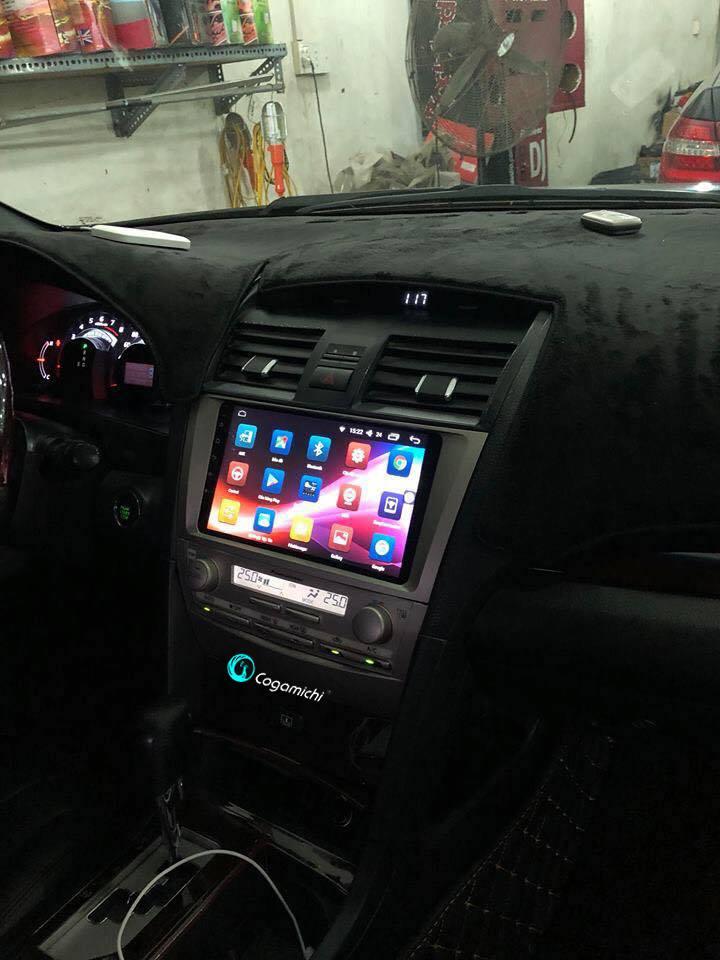 Màn hình DVD Android cho xe hơi