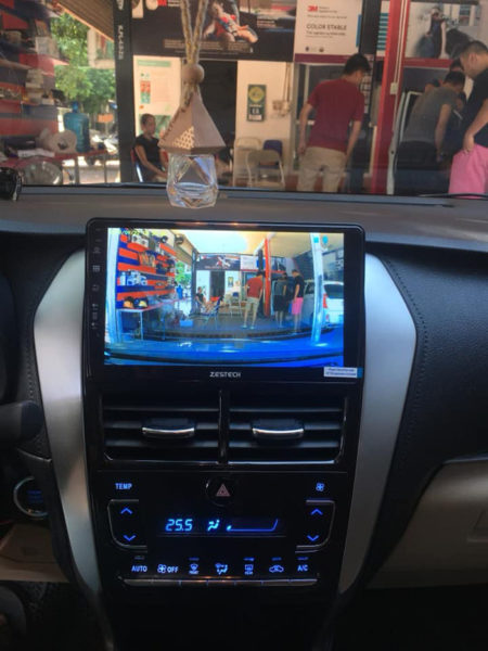 Zestech cho xe Toyota Vios 2019