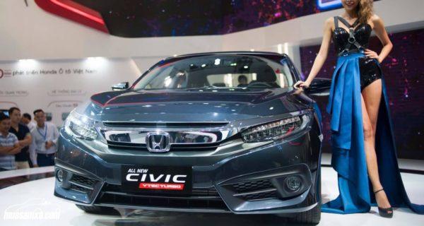 Tại sao nên lắp Camera 360 cho xe Honda Civic