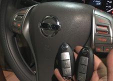 Điều khiển Vô Lăng Theo Xe Nissan Navara