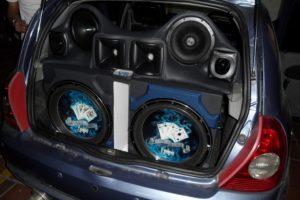 độ âm thanh xe ô tô chuyên nghiệp