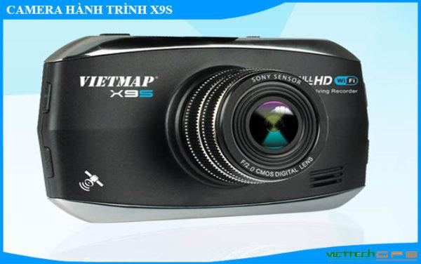 Camera hành trình Vietmap mới nhất X9S
