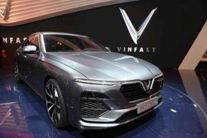 Mẫu xe lux A2.0 ô tô Vinfast