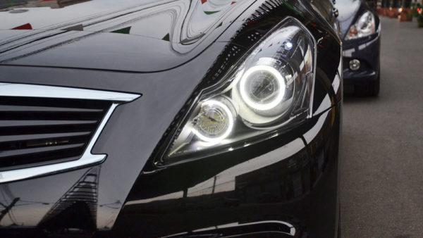 Tác dụng của các loại đèn ô tô