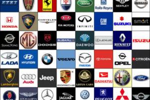 logo các hãng xe ô tô tại Việt Nam