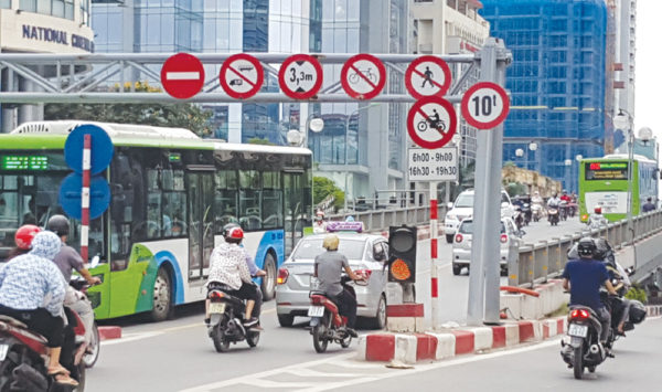 Ý nghĩa của biến báo giao thông đường bộ 2018