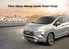 Chìa khóa thông minh cho xe Mitsubishi Expander