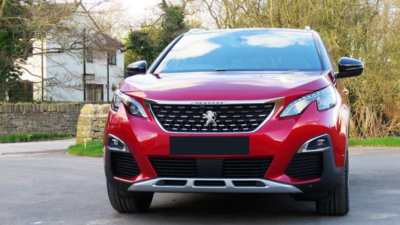 Chống ồn ô tô cho xe Peugeot 3008