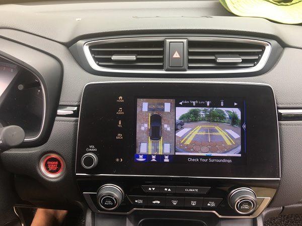 Hướng dẫn sử dụng camera360 trên ô tô