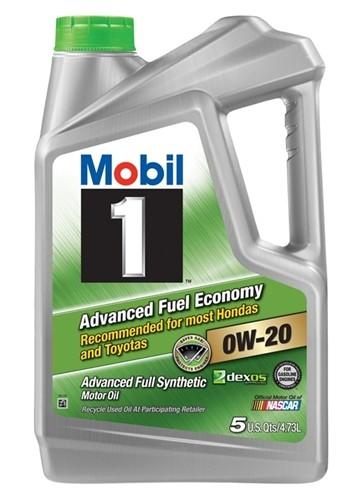 Mobil 1 Advanced Fuel Economy