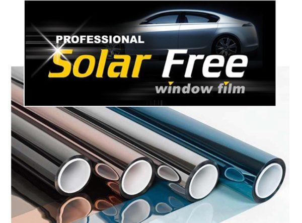 Phim cách nhiệt SolarFree
