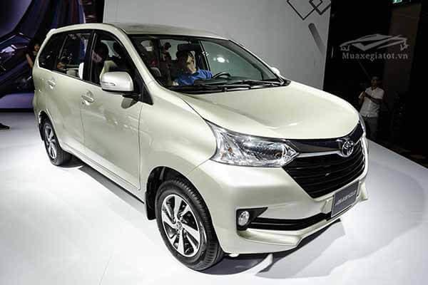 Xe 7 chỗ giá rẻ Toyota Avanza