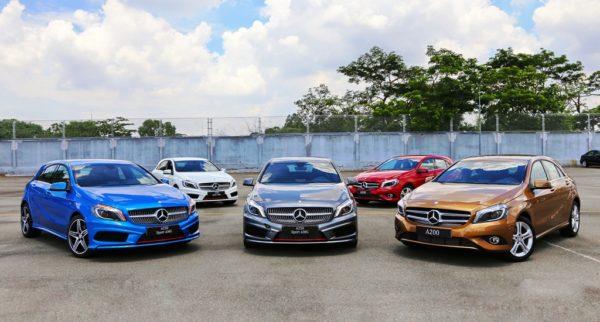 cách chọn màu xe ô tô theo tuổi