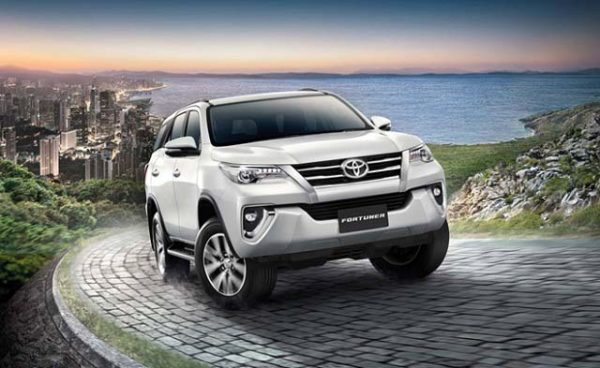 Chống ồn cho xe toyota fortuner