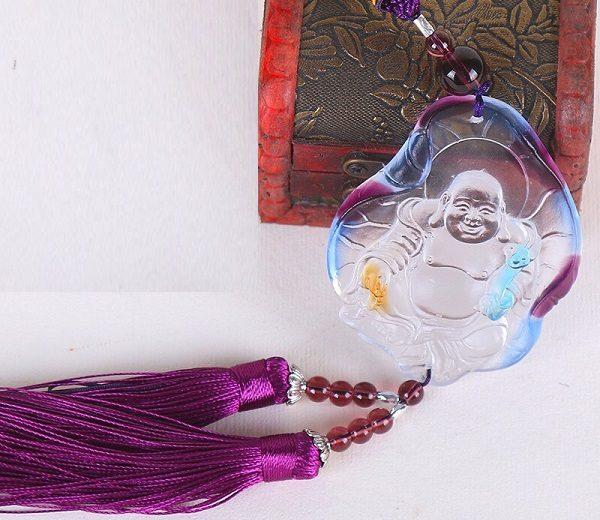 Ngọc Bội Phật Tựa Lá Sen