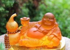 Đá phong thủy- Phật phát tài