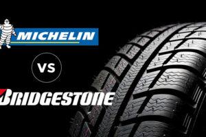 So sánh lốp michelin và bridgestone