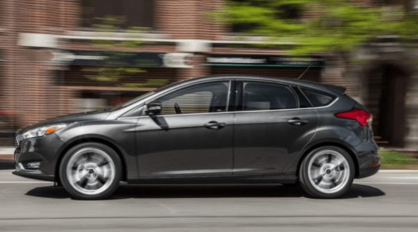 Xe ô tô tiết kiệm nguyên liệu Ford Focus