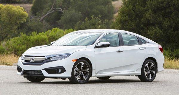 Xe ô tô tiết kiệm nguyên liệu Honda Civic
