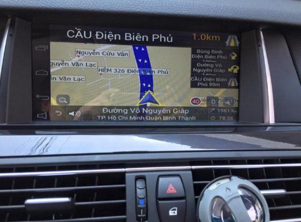 bản đồ GPS cho màn hình DVD ô tô