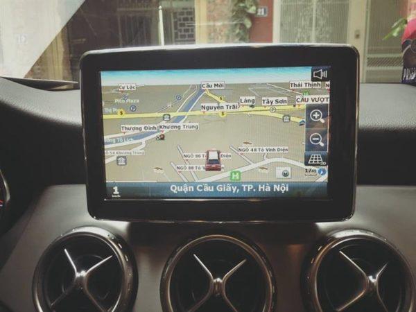 bản đồ GPS dẫn đường