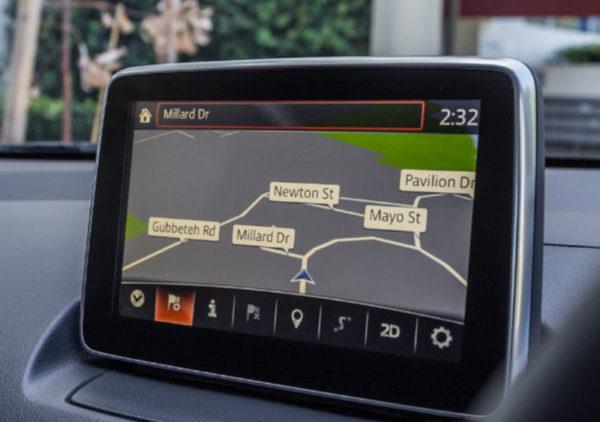 cài đặt bản đồ GPS cho màn hình DVD ô tô
