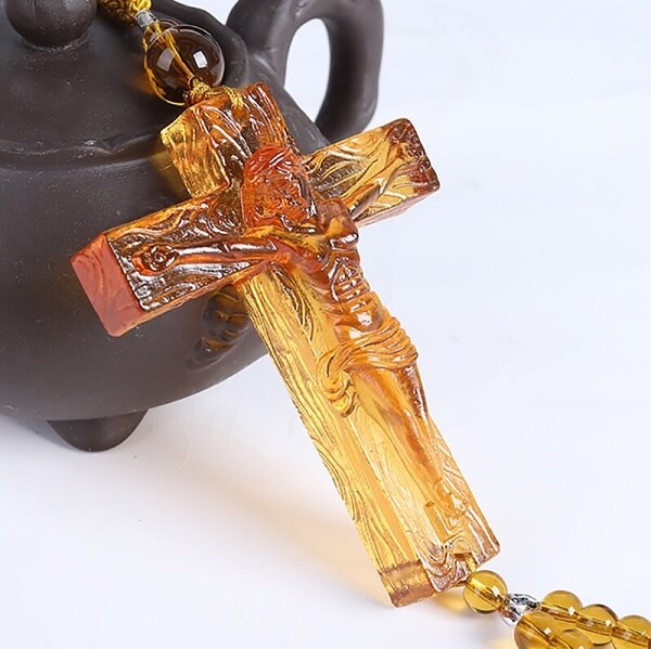 Ngọc Bội Chúa Giê – Su Chữ Thập