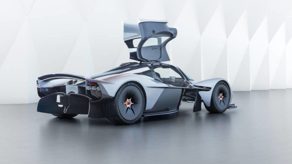 xe dat nhat the gioi hien nay Aston Martin Valkyrie