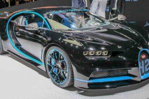 xe đẹp nhất thế giới Bugatti Chiron