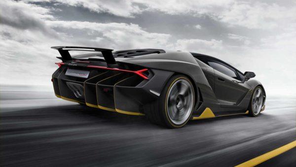top siêu xe đắt nhất thế giới Lamborghini Centenario