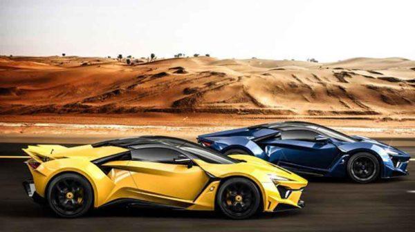 top 10 siêu xe đẹp nhất thế giới W Motors Fenyr Supersport