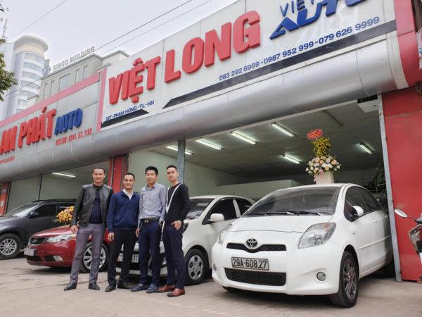 Việt Long Auto chuyên mua bán xe ô tô cũ HN