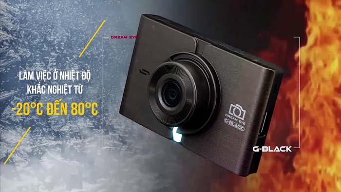 Camera hành trình Hàn Quốc Gnet G-Black