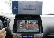 Camera 360 DCT ô tô