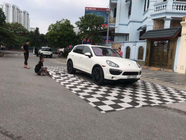 Camera 360 DCT cho xe Porsche Cayenne