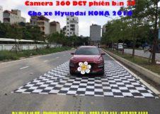 Camera 360 DCT cho xe Hyundai KONA 2019
