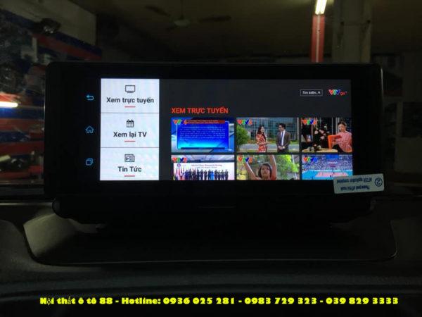 Camera hanh trinh cho xe Ranger XLS 2019