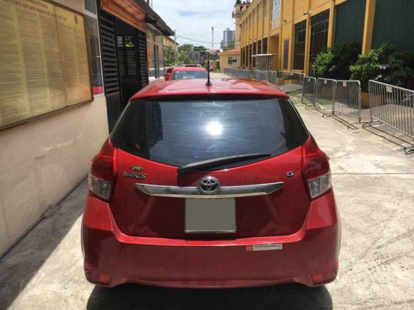 Dan phim cach nhiet cho xe Toyota Yaris 2017