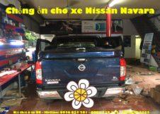 chong on cho xe Nissan Navara