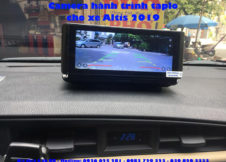 Camera hanh trinh taplo cho xe Altis 2019