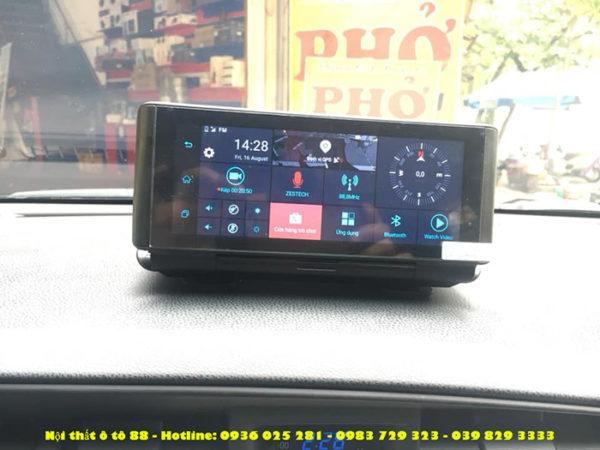 Camera hanh trinh taplo cho xe Altis