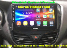 Man hinh Android Zestech Z500 cho xe Vinfast Fadil