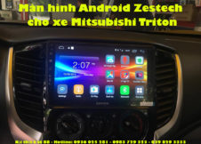 man zestech cho xe Mitsubishi Triton
