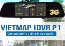 Nội thất ô tô 88 - Camera hanh trinh iDVR P1