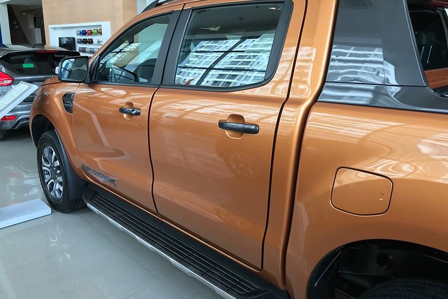 danh gia Ford Ranger Wildtrak
